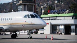 Transport aérien: le retour d'un vol entre Genève et Lugano est actuellement à l'essai