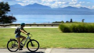 Casque gonflable, gilet, airbag: des innovations pour les cyclistes