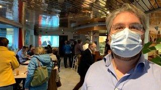 Communales 2020: à Val de Bagnes, la réaction de Jean-Baptiste Vaudan (PDC)