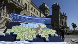 Le peuple suisse pourra se prononcer sur l'initiative pour la biodiversité