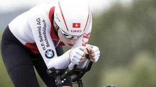 Cyclisme sur route: la Bernoise Marlen Reusser décroche l'argent aux Mondiaux d'Imola