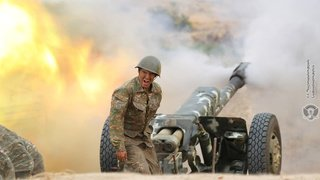 Azerbaïdjan-Arménie: les combats se poursuivent