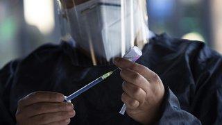 Coronavirus: le niveau d'acceptation du vaccin est insuffisant