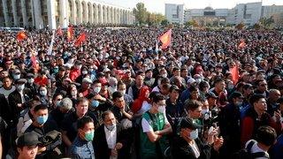 Kirghizstan: résultats annulés et démission du premier ministre après les émeutes post-électorales