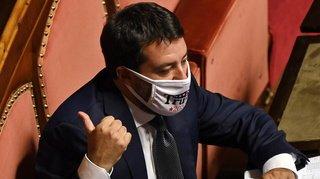Italie: Le parti de Matteo Salvini, La Ligue, souhaite se recentrer sur l'Europe