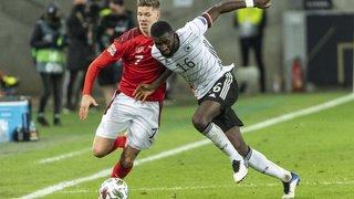 Classement FIFA: la Suisse ne figure plus dans le top 10 européen