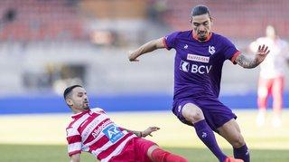 Super League: le FC Sion ne prend qu'un seul petit point contre Lausanne