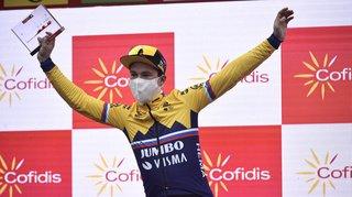 Cyclisme – Tour d'Espagne: Dan Martin remporte la 3e étape