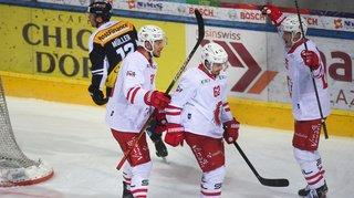 Hockey – National League: Lausanne revient de loin pour s'imposer contre Ambri