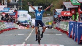 Cyclisme – Tour d'Espagne: victoire de Marc Soler, Roglic reste leader