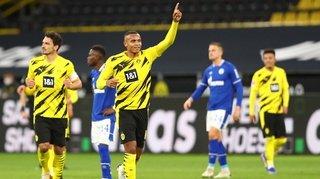 Football: Manuel Akanji inscrit son deuxième but sous les couleurs du Borussia