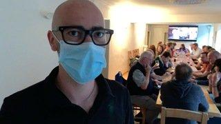 Communales 2020: la réaction du président du PLR de Val de Bagnes François Roux