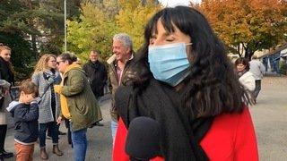Communales 2020: à Vouvry, la réaction de Véronique Diab Vuadens (Vouvry en Mouvement)