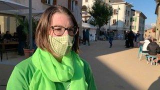 Communales 2020: à Martigny-Combe, la réaction de Céline Lugon (Les Verts)