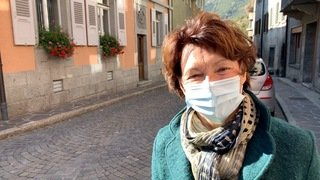 Communales 2020: à Sembrancher, la réaction de Marie-Madeleine Luy (PLR)