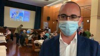 Communales 2020: à Monthey, la réaction de Fabrice Thétaz (PLR)