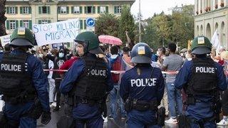 Violence policière dénoncée