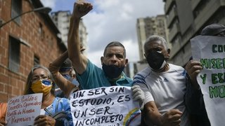 Venezuela: les manifestations ne font pas vaciller Maduro