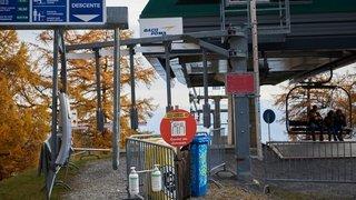 Sports d'hiver: saison à hauts risques pour les stations de ski
