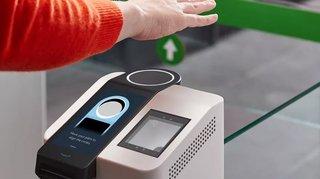 Technologie: Amazon transforme votre main en carte de crédit