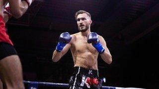 Kickboxing: Qendrim Bajrami vise la couronne mondiale