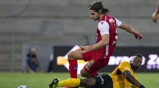 FC Sion: Jan Bamert de retour au jeu contre les Young Boys?