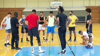 Basket: privé de reprise, le BBC Monthey-Chablais a le sourire