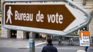 Votations fédérales: verdict sur le congé paternité, la loi sur la chasse, les avions et l'initiative UDC