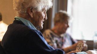 Vieillesse: plus de 660'000 seniors ont besoin d'un accompagnement