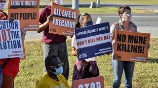 Peine capitale: 7e exécution fédérale en trois mois aux Etats-Unis