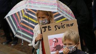 France – Professeur assassiné: opérations en cours contre «des dizaines» d'individus