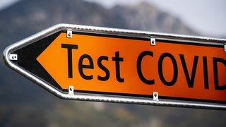 Coronavirus: 5596 nouveaux cas sur 28'328 tests, taux de positivité de 19,75%