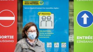 Coronavirus: 8737 nouveaux cas sur 54'185 tests en 3 jours en Suisse, 14 décès