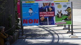 Genève: le salaire minimum de 23 francs de l'heure va s'imposer