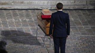 France: le meurtrier du professeur décapité en contact avec un djihadiste