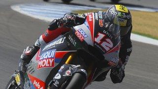 Motocyclisme: Tom Lüthi quitte Team IntactGP et devra trouver une nouvelle équipe