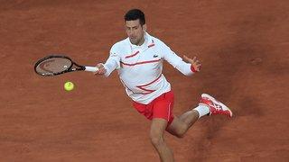 Tennis – Roland-Garros: Djokovic écrase le Suédois Mikael Ymer au premier tour