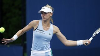Tennis – Tournoi de Strasbourg: la Biennoise Jil Teichmann éliminée en quarts