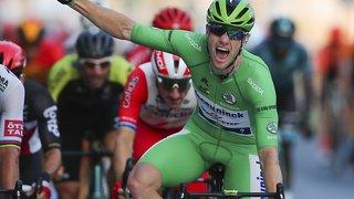 Cyclisme - Tour d'Espagne: l'Irlandais Bennett vainqueur de la 4e étape, Roglic toujours leader