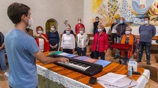 Covid: pas de panique mais de la vigilance chez les choristes valaisans