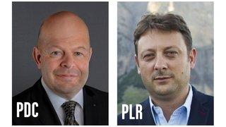 Chamoson: vers un nouveau duel présidentiel entre Claude Crittin et Christophe Bessero