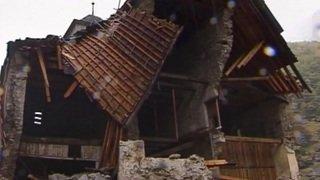 Vingt ans des catastrophes de Gondo et des crues du Rhône