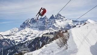 Ski freestyle: le regard de skieurs extérieurs sur une région chère à Laurent De Martin