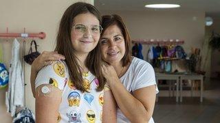 Diabète: les contraintes journalières de trois adolescentes