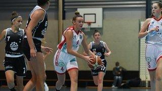 Basket: la formation avant tout pour les Valaisans de LNB féminine