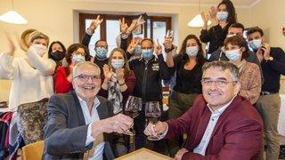 Communales 2020 - Résultats: à Vétroz, l'Alternative vétrozaine casse la majorité du PDC en éjectant Fabrice Germanier