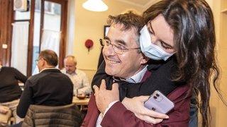 A Vétroz, le président de gauche Olivier Cottagnoud assoit son influence
