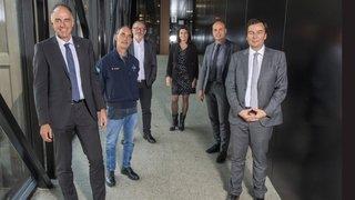 Energypolis: Sion a son Parc de l'innovation