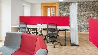 Vissoie: un espace de coworking ouvre ses portes
