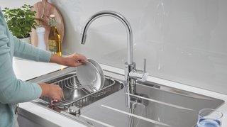 Comment aménager un évier de cuisine?